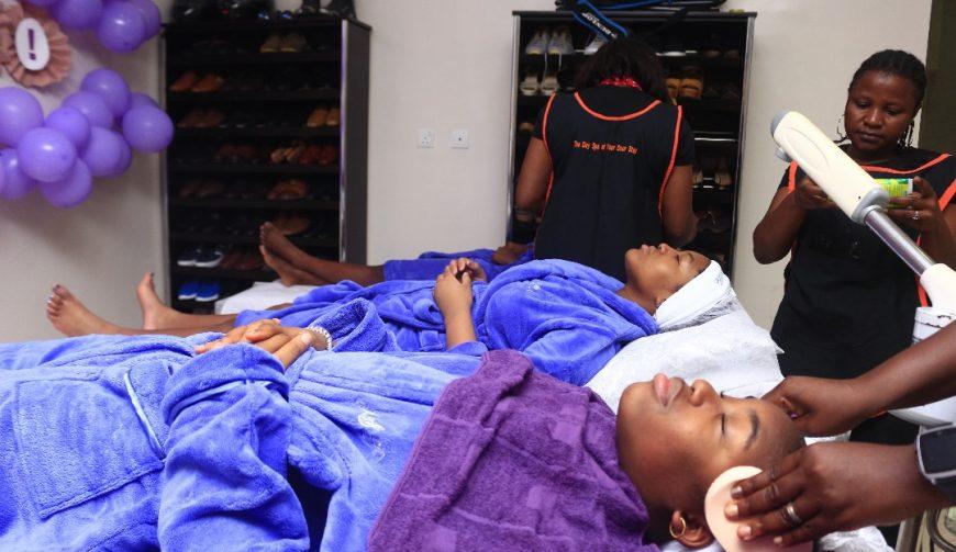 Mobile Spa full body massage